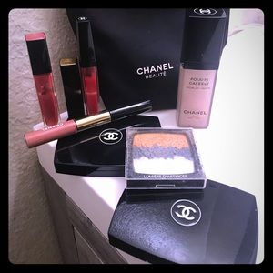 Chanel makeup bundle